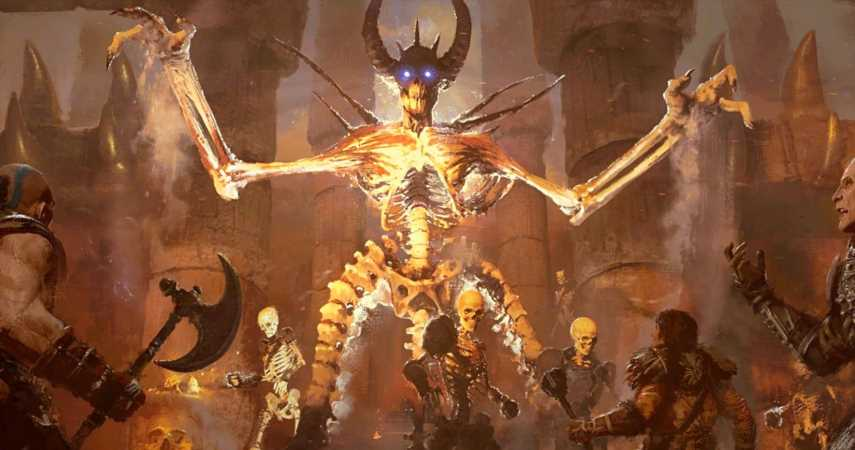Diablo 2: Resurrected Is Meant To Be Played With A Controller
