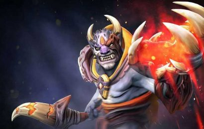 Dota 2: How To Play Lion As The Best POS 4 Support