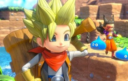 Dragon Quest Builders 2 May Be Coming To Xbox Game Pass