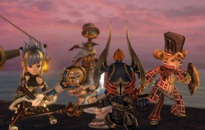 Eight Months After Launch, Final Fantasy Crystal Chronicles Is Playable In Australia And New Zealand