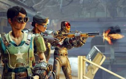 Fallout 76's big quarterly update Locked & Loaded available now