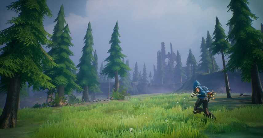 First Major Update For Spellbreak Now Available