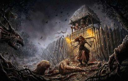 Former CD Projekt Red Dev Announces Gord, A Dark Fantasy Strategy Game