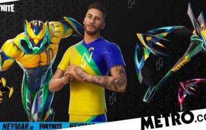 Fortnite: how to go primal with Neymar Jr. skin and themed quests