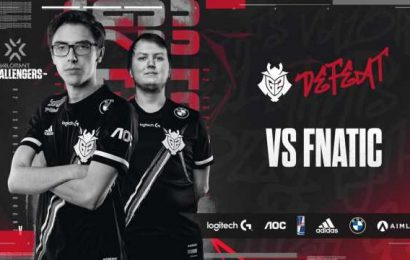 G2 Esports and Acend knocked out of Challengers 2
