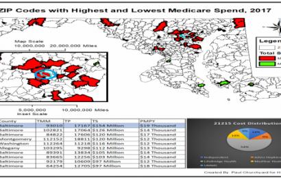 HSR.health's GIS platform helps target COVID-19 resources