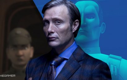 Here's What Mads Mikkelsen Would Look Like As Star Wars' Thrawn