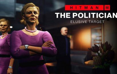 Hitman 3's Second Elusive Target Is Now Live And You Can Try It For Free