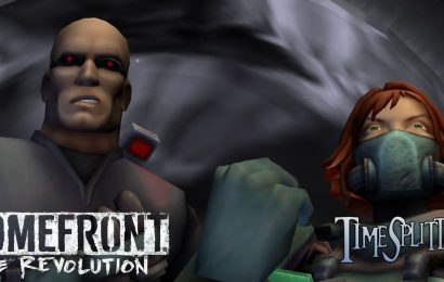 Homefront: The Revolution's Hidden TimeSplitters 2 Codes Were Unwittingly Ported In