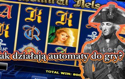 Jak działają automaty do gry
