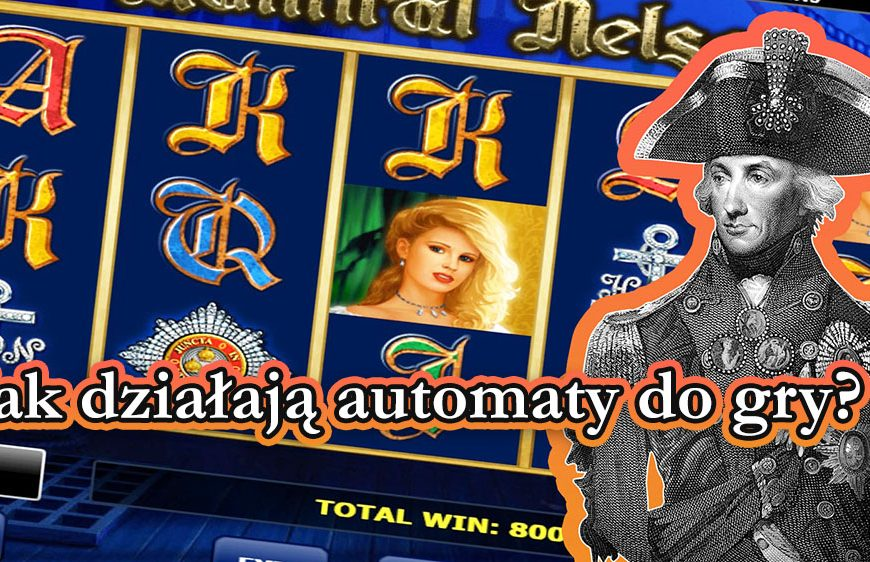 Jak działają automaty do gry?
