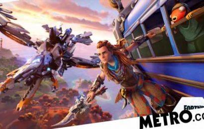 Lara Croft vs. Aloy from Horizon Zero Dawn is latest Fortnite addition