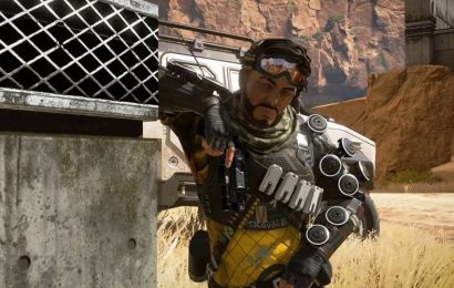 Leaks Suggest That Apex Legends Could Be Getting A Dragon Light LMG