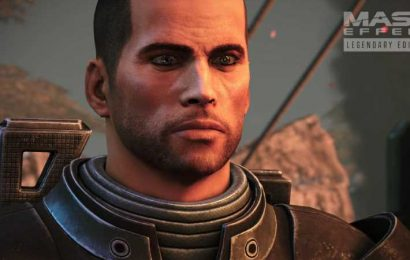 Mass Effect: Legendary Edition Is Not Getting A Physical Release In Russia