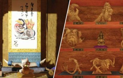 Monster Hunter Rise: Room Decorations Guide