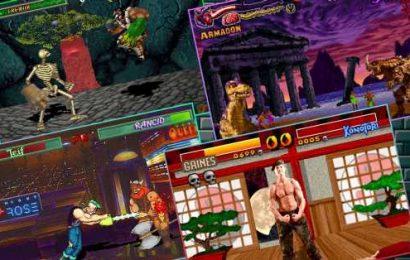 Mortal Kombat ripoffs from the 1990s