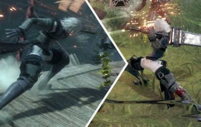 Nier Replicant: Every Weapon Type & How They Play