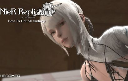 Nier Replicant: How To Get All Endings