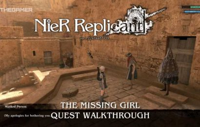 Nier Replicant: The Missing Girl Quest Walkthrough