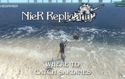 Nier Replicant: Where To Catch Sardines