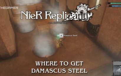 Nier Replicant: Where To Get Damascus Steel