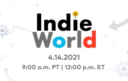 Nintendo Announces New Indie World Showcase Tomorrow At 9 AM PST