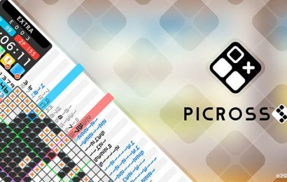 Picross S6 is coming to Switch later this month