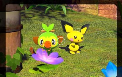 Pokemon Interactions Are Going To Be The Best Part Of New Pokemon Snap