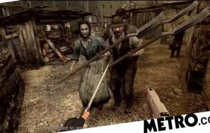Resident Evil 4 VR exclusive coming to Oculus Quest 2 and it looks great