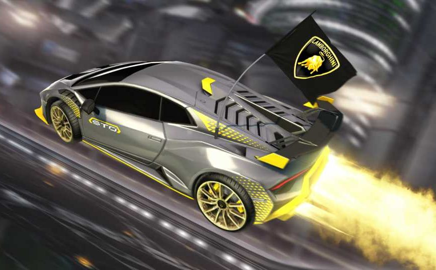 Rocket League strikes Lamborghini partnership – Esports Insider