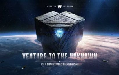 Sci-Fi Space Simulation Game Infinite Lagrange Launching On April 21