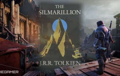 Shadow Of Mordor: 10 Things In The Video Game That Only Make Sense If You Read Tolkien's Silmarillion