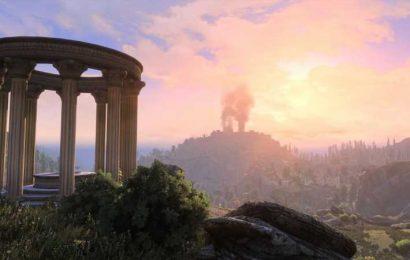 Skyblivion Team Show Off Progress Made On The Oblivion Remake