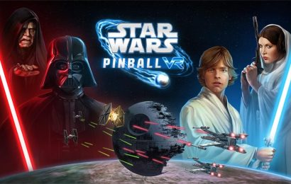 Star Wars Pinball VR Review: Bump(er) to Hyper Space