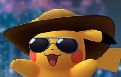 Summer Hat Pikachu Is Back In Pokemon Go Until May 12