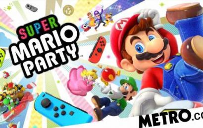 Super Mario Party gets new online mode in free update today