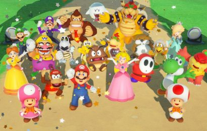 Super Mario Party's first patch in 2 years adds classic modes to online play