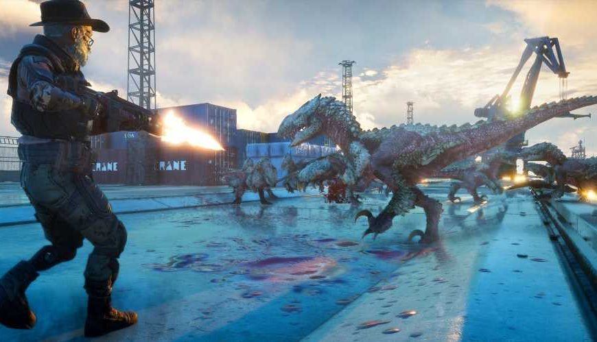 Taking A Second Look At Second Extinction Now That It's On Xbox