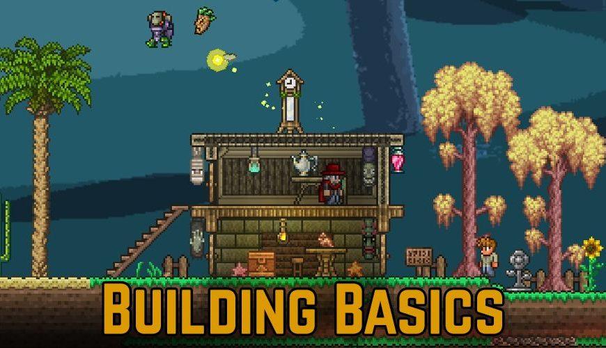 Terraria: How To Make A Realistic House