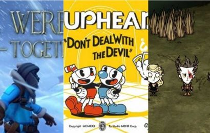 The 10 Hardest Modern Co-Op Games, Ranked