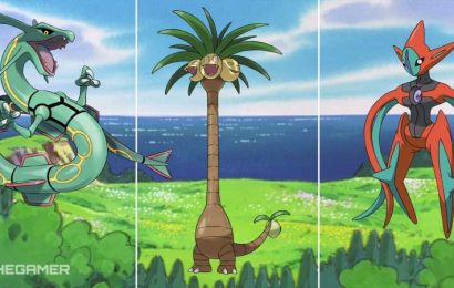 The Pokemon With The Highest Special Attack Of Every Type, Ranked