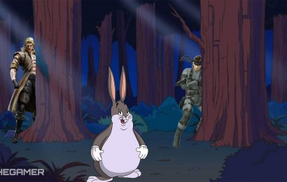 The Video You Never Knew You Needed: Liquid Snake Explaining Big Chungus To Solid Snake In Metal Gear Solid
