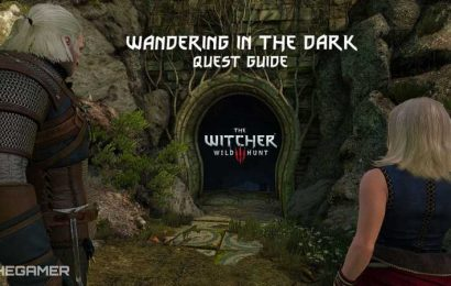 The Witcher 3: Wandering In The Dark Quest Guide