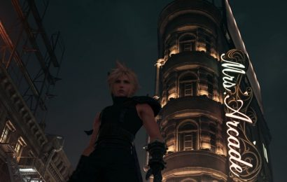The real architecture behind FF7 Remake's Midgar