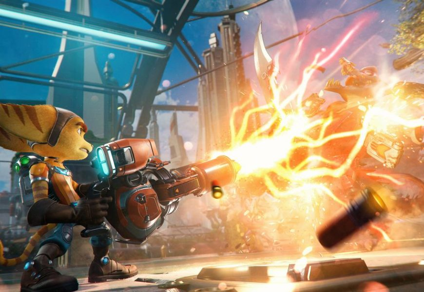 Watch Sony's new State of Play for a long look at Ratchet & Clank on PS5