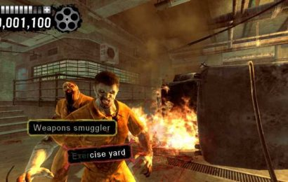 Yahoo Answers Lives On In This Typing Of The Dead Mod