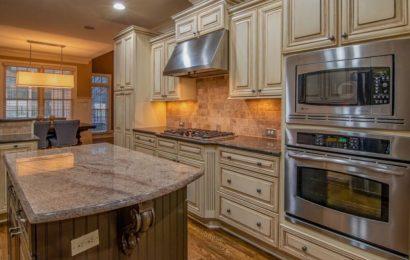Kitchen Cabinet Essentials: 6 Cabinet Types That Became Trend