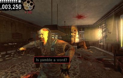 Yahoo Answers lives on in new Typing of the Dead mod