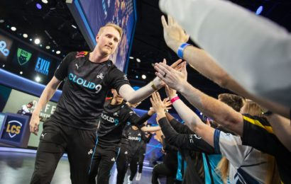 """C9 Zven says he """"had no doubt in [his] mind"""" that Fudge would become the best top laner in the LCS"""