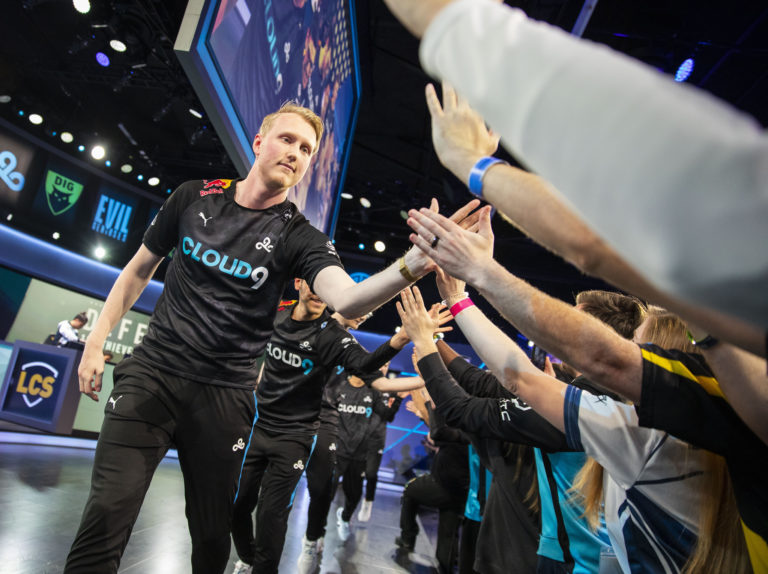 "C9 Zven says he ""had no doubt in [his] mind"" that Fudge would become the best top laner in the LCS"
